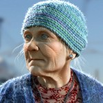 old lady-Mauro Corveloni - 3d character design